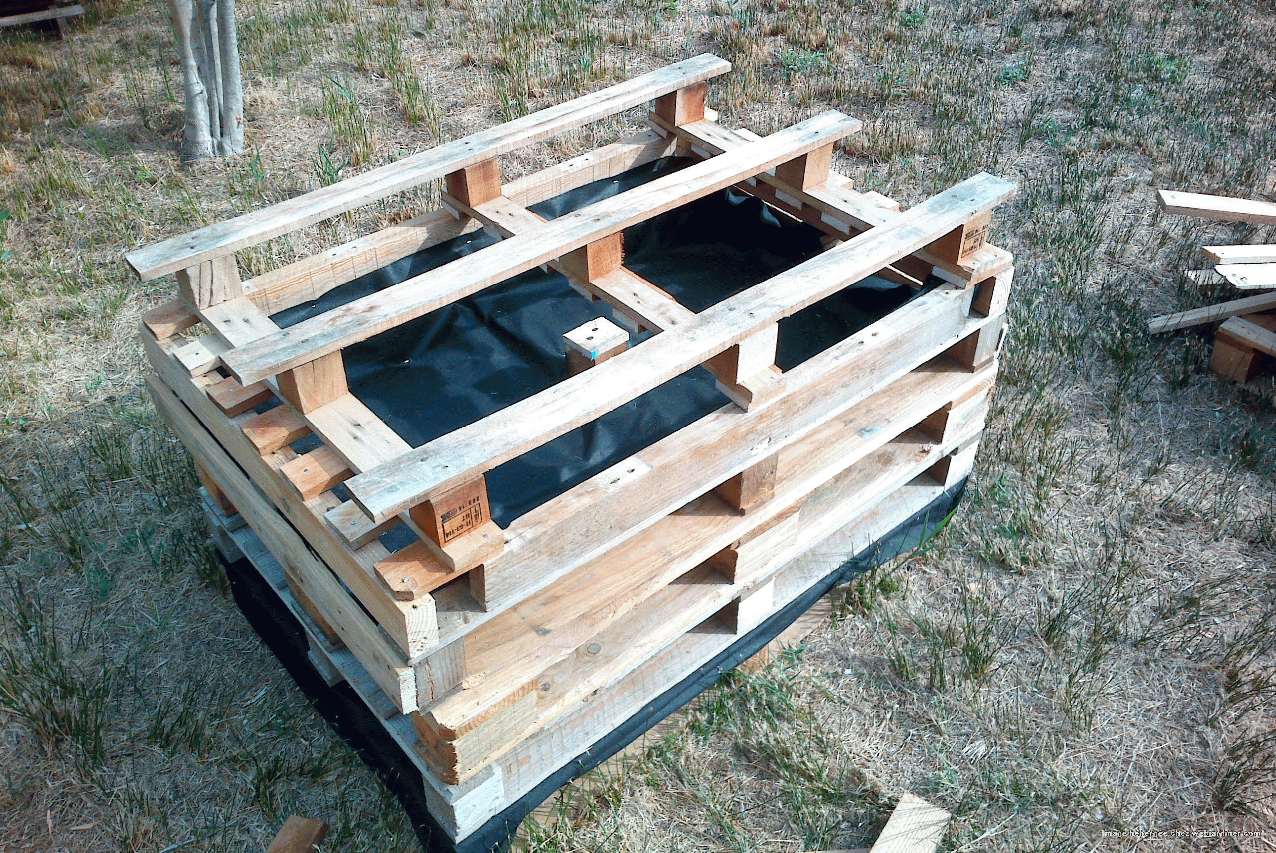 potager en carr cr ation forum du jardinage amateur. Black Bedroom Furniture Sets. Home Design Ideas